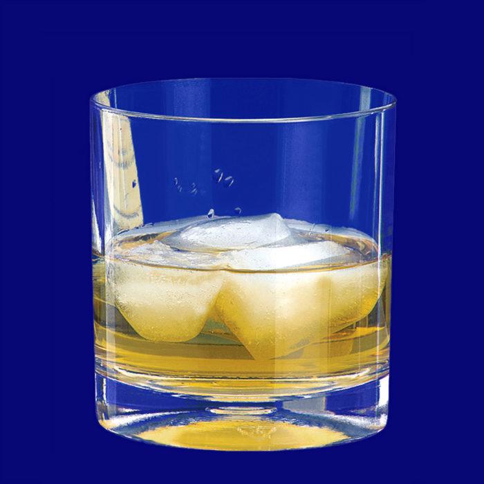 Whiskyglas SAN Kristallklart